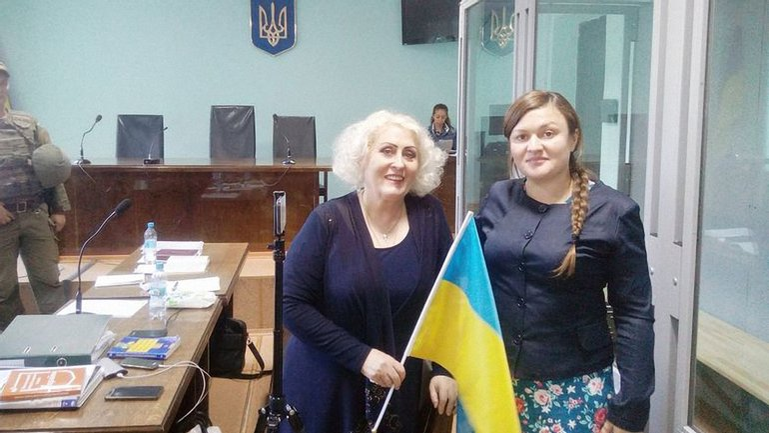 После СИЗО Штепа резко стала патриоткой Украины - фото 1