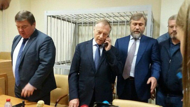 Судьи выпустили Лавровиновича из-под стражи - фото 1
