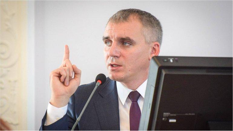 Александр Сенкевич отправлен в отставку - фото 1