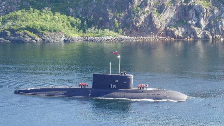 Подводная лодка РФ - фото 1