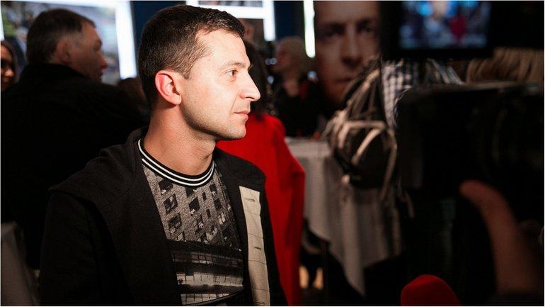 Владимир Зеленский рассказал, видит ли себя президентом - фото 1