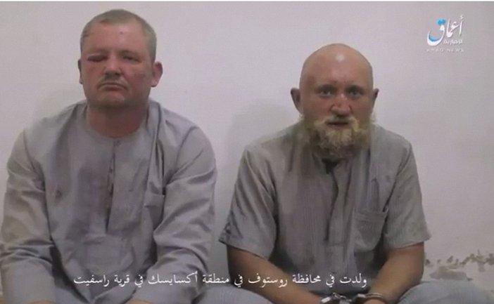 Кадровые российские военные попали в плен в Сирии - фото 1