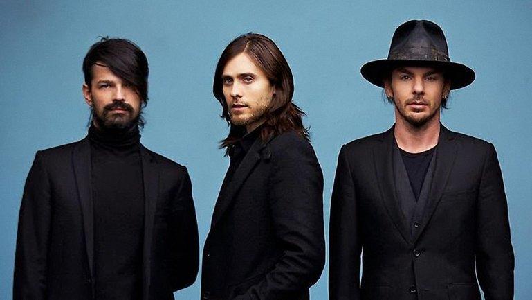 Джаред Лето и Thirty Seconds to Mars планируют концерт в Украине - фото 1