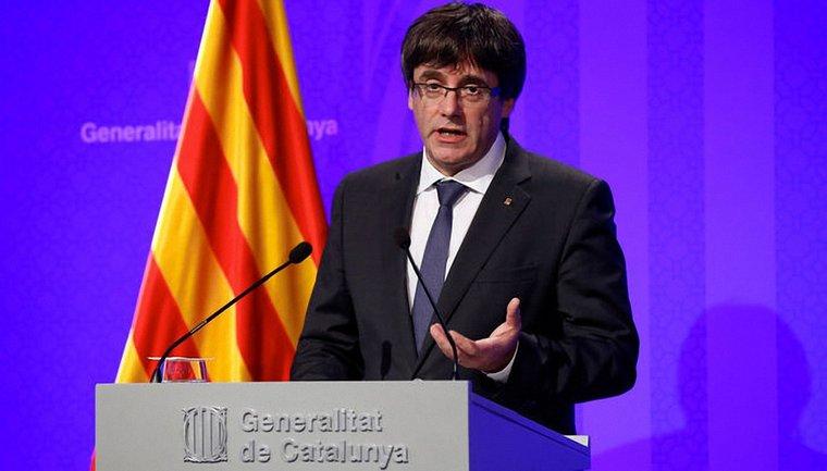 Пучдемон не ведет переговоры с правительством в Мадриде - фото 1