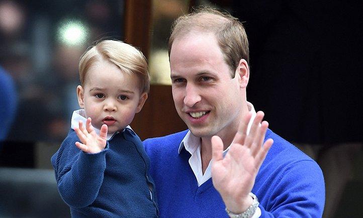 "Принц Джордж любит мультики, а особенно  - ""Король Лев"" - фото 1"