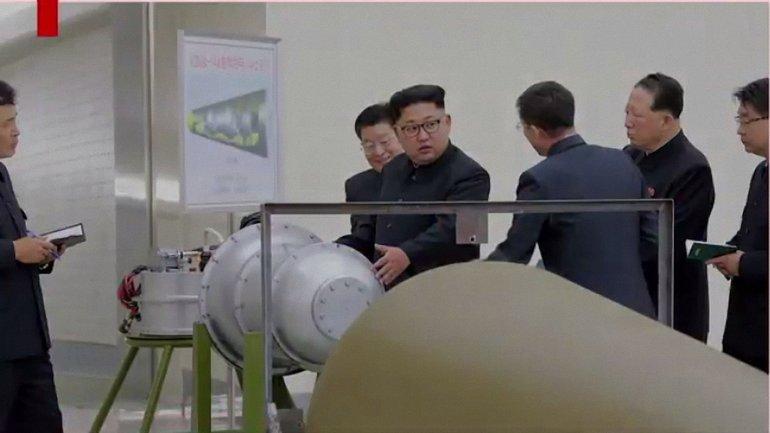 КНДР может провести испытания водородной бомбы  - фото 1