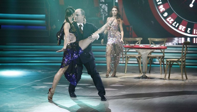 Юрий Ткач поддерживает Ахтема Сеитаблаева и Алену Шоптенко в финале  - фото 1