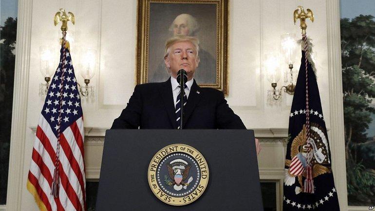 Трамп отреагировал на стрельбу в Лас-Вегасе - фото 1