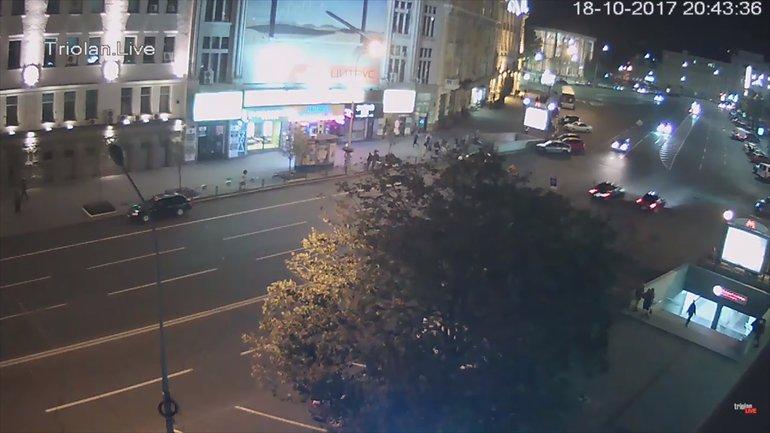ДТП в Харькове 18.10.2017: Елена Зайцева участвовала в гонках  - фото 1