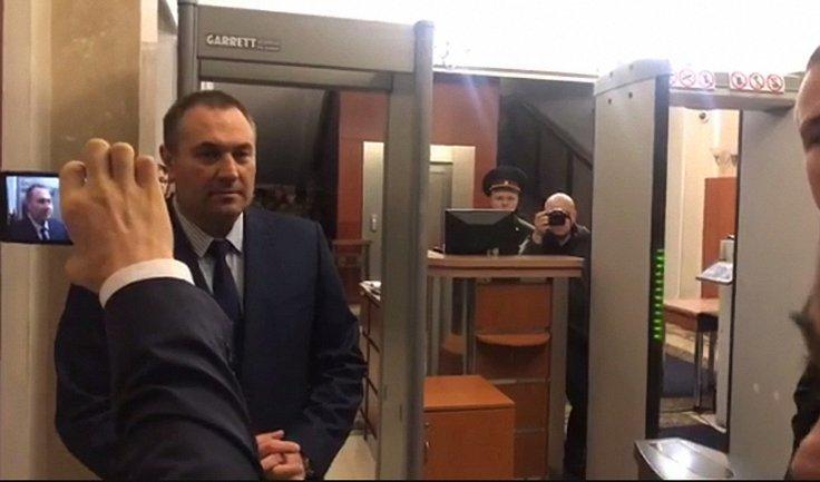 Делегация нардепов-протестующих не попала к президенту - фото 1