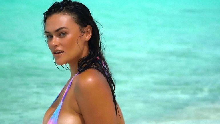 Американская модель Майла Далбезио обнажилась для модного глянца - фото 1
