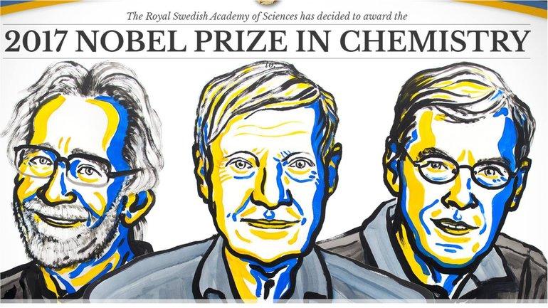 Нобелевскую премию 2017 по химии получили несколько человек  - фото 1