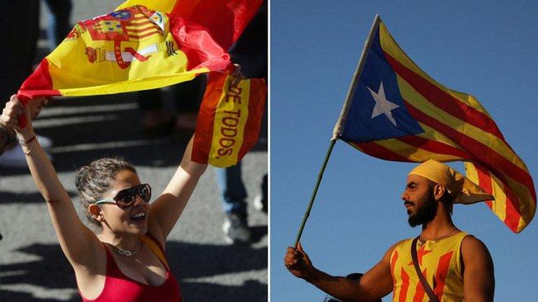 У Каталонии большие долги перед Испанией - фото 1