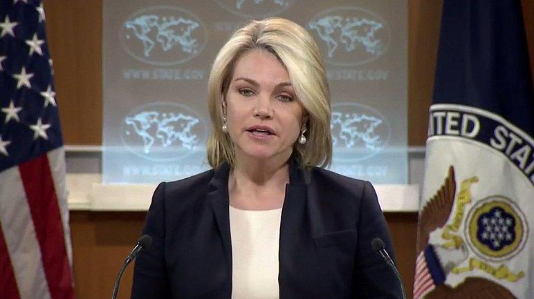 Хизер Нойерт сообщила о новых санкциях против РФ - фото 1