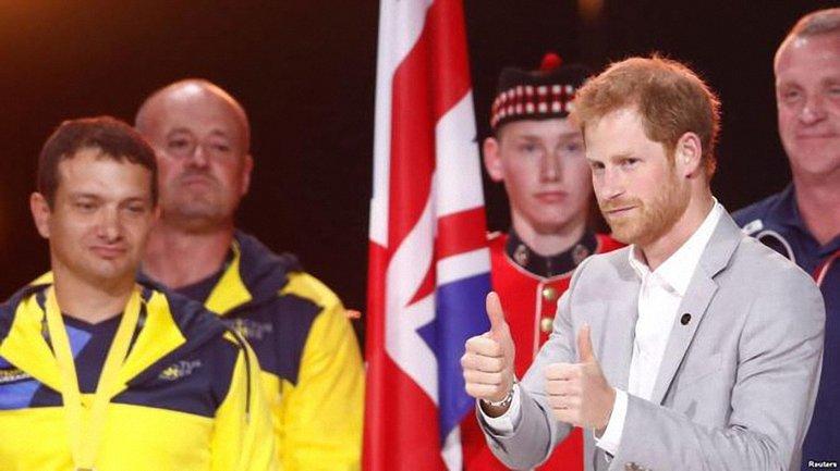 Принц Гарри восхищен духом наших военных - фото 1