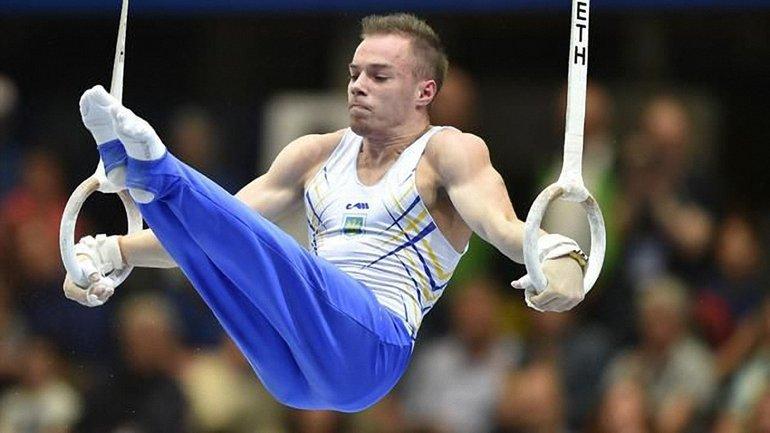 Лидер сборной Олег Верняев выступитв трехфиналах на ЧМ по спортивной гимнастике - фото 1