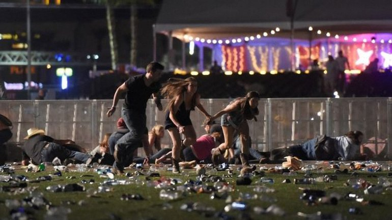 В Лас-Вегасе - теракт - фото 1