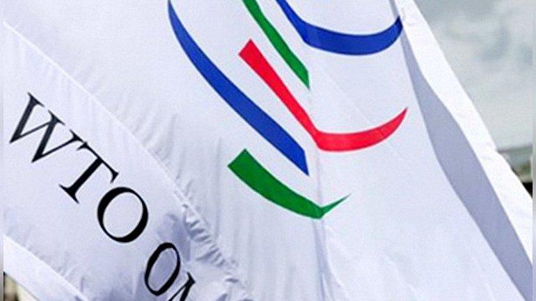 Украина подала иск в ВТО - фото 1
