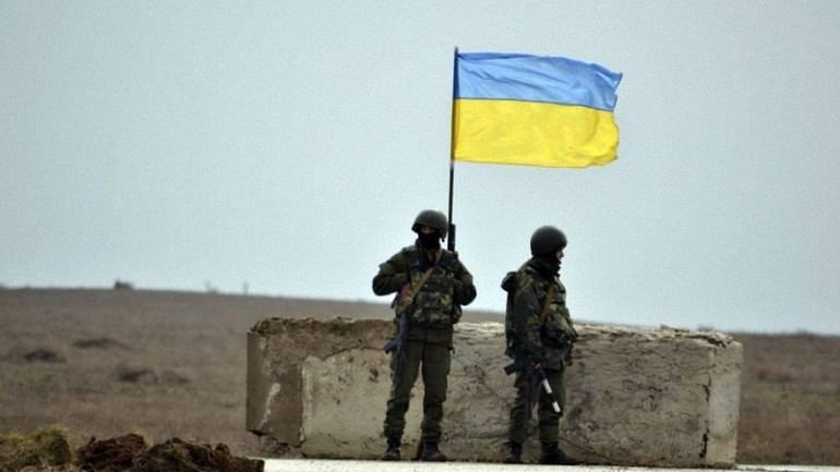 Бойцы ВСУ застрелили мирного жителя - фото 1