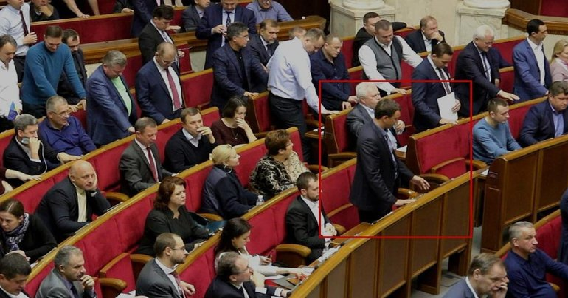 Депутаты-кнопкодавы октября - фото 1