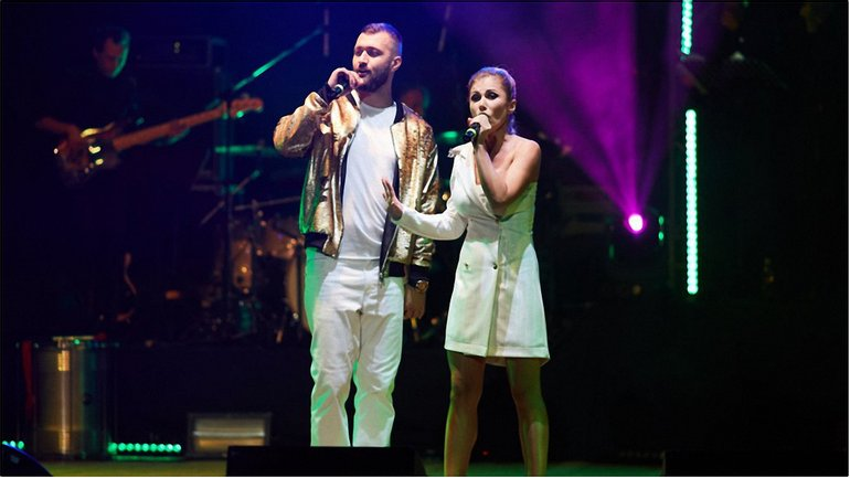 "TamerlanAlena на""My Tribute Show"" - фото 1"