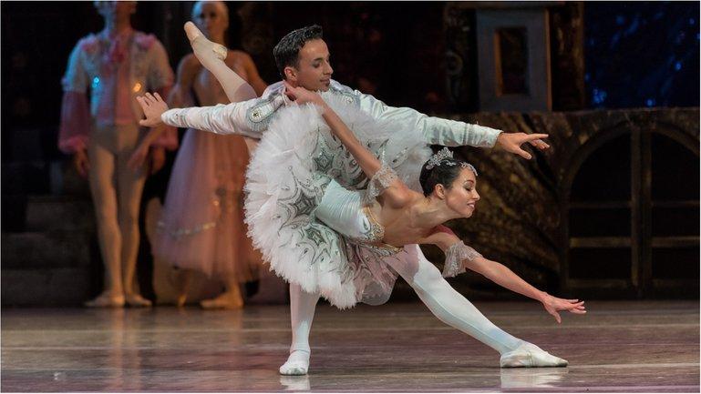 Стоянов и Кухар провели благотворительный балет, собравший аншлаг - фото 1