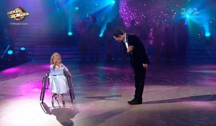 Танці з зірками 2017 8 выпуск - фото 1