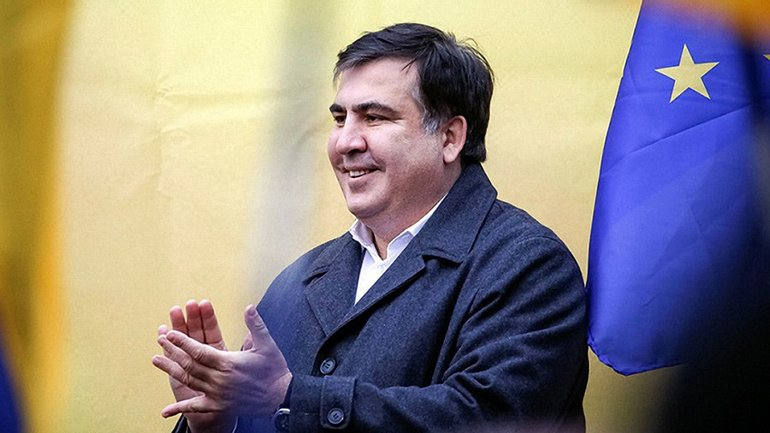 Программа, которую презентовал Сааакашвили предусматривает отмену принятой накануне парламентом медицинской реформы - фото 1