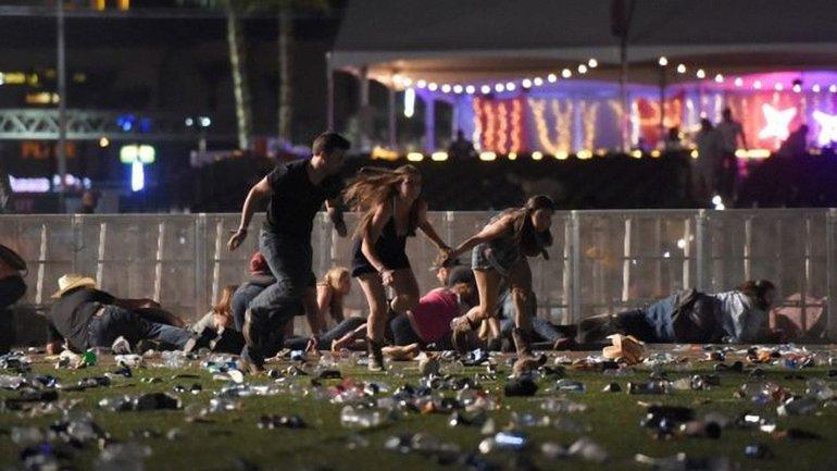 В Лас-Вегасе стрельба  - фото 1