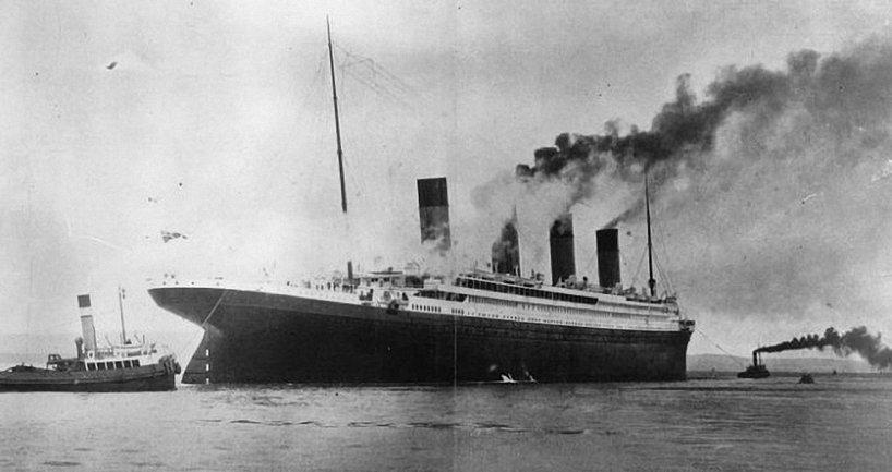 "Титаник - второй лайнер класса ""Олимпик"" - фото 1"