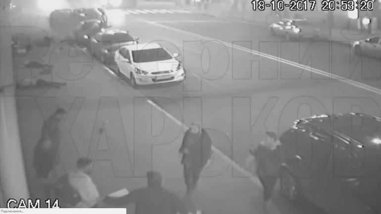 В Харькове погибли 5 человек из-за наезда Lexus - фото 1