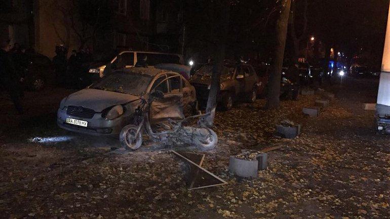 Охранник Игоря Мосийчука Руслан Кушнир умер по дороге в больницу - фото 1