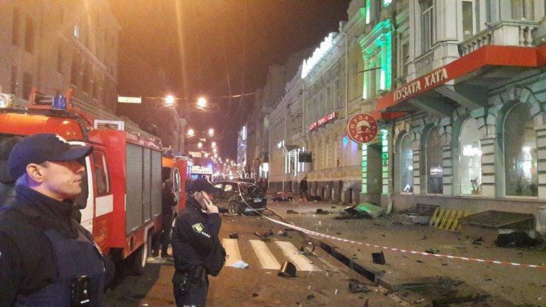 Елена Зайцева устроила смертельное ДТП в Харькове - фото 1