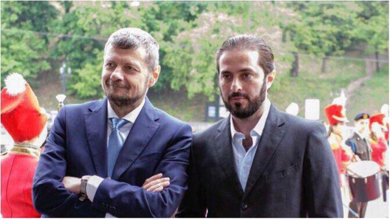 Мосийчук уверен, что есть покушения на него и убийством Тимура Махаури (рядом на фото) - фото 1