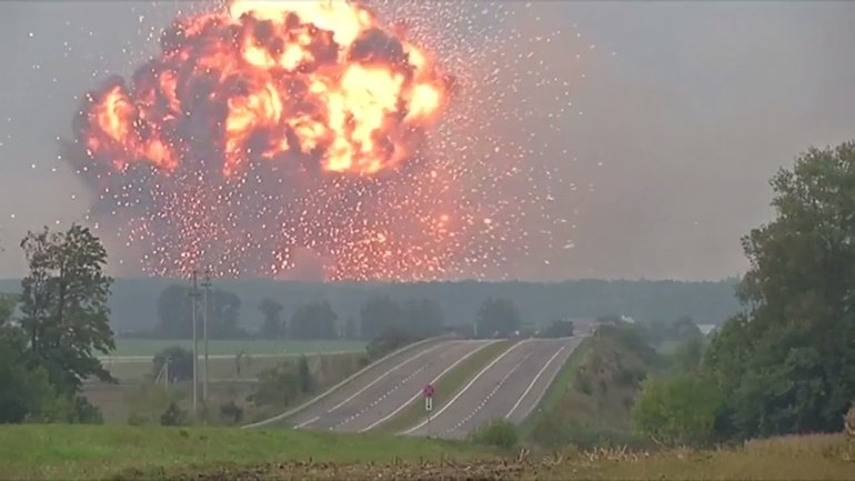 Прокуратура засекретила данные по взрывах в Калиновке - фото 1