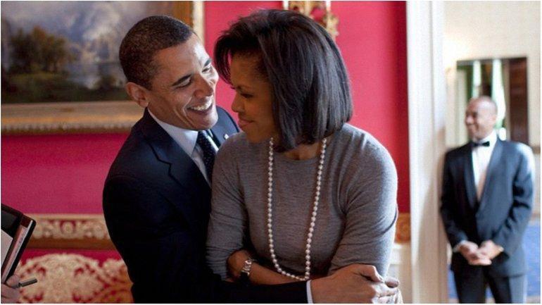 Барак и Мишель Обама - фото 1