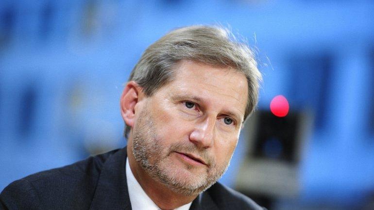 Иоханнесс Хан считает, что план Маршалла Украине не нужен - фото 1