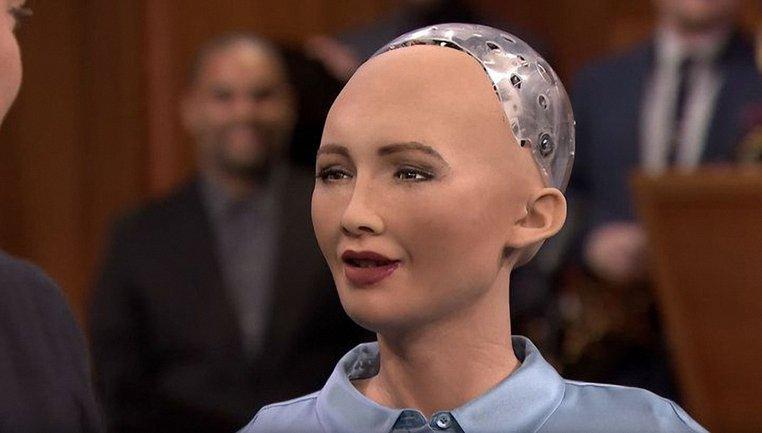Робот София получила паспорт - фото 1