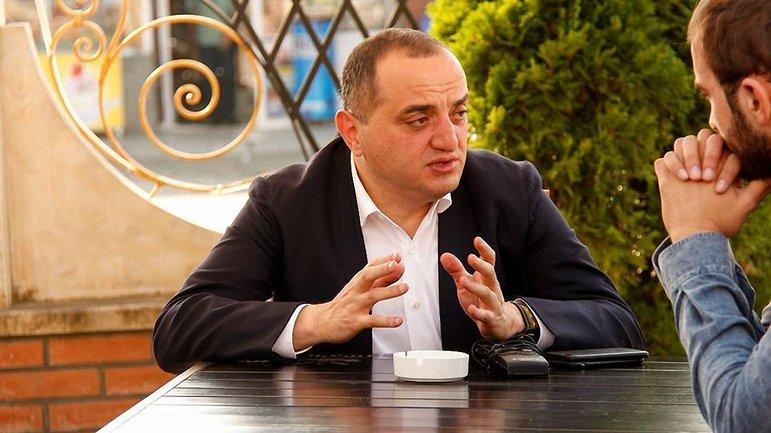 Коба Накопия - бизнесмен, депутат парламента Грузии - фото 1