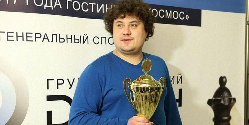 Антон Коробов - двукратный чемпион Украины по шахматам и серебряный призёр Всемирных интеллектуальных игр в Пекине - фото 1