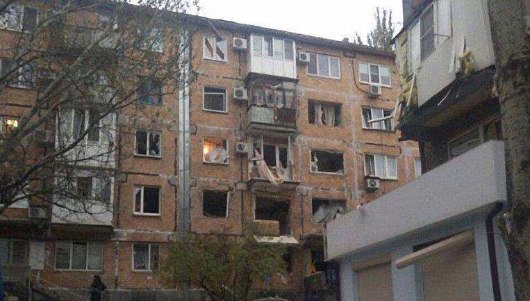 В центре Донецка прогремел взрыв - фото 1
