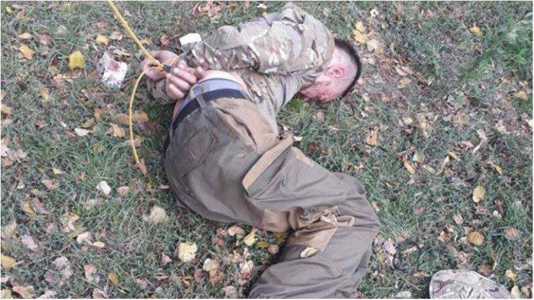 В Одессеп экс-бойцы АТО устроили драку  - фото 1