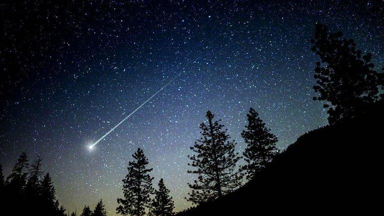 В ночь с 8 на 9 октября небо озарит метеоритный дождь. - фото 1