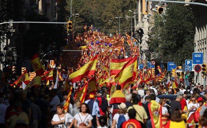 Каталония провела нелегитимный референдум о независимости - фото 1