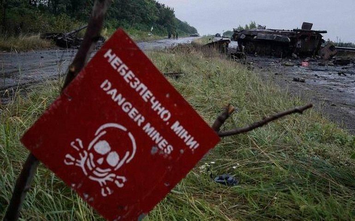 Донбасс становится самой заминированной частью мира - фото 1