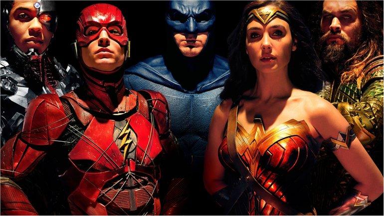 Лига справедливости - трейлер - фото 1