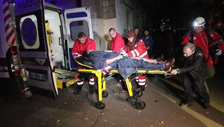 Мосийчук пострадал вечером 25 октября - фото 1