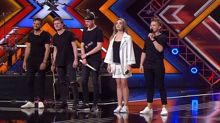 """Выступление группы The Max разочаровало зрителей """"Х-фактор"""" - фото 1"""