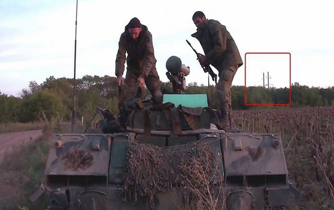 Видео сняли в Самсоновке 4 сентября 2014 года - фото 1