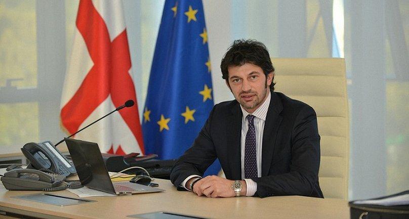 Каха Каладзе - новый мэр Тбилиси - фото 1